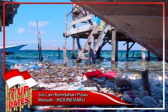 Sisi Lain Dari Keindahan Pulau Messah